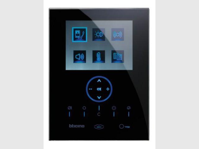 Domotique - Commande tactile - Sélection produits domotique