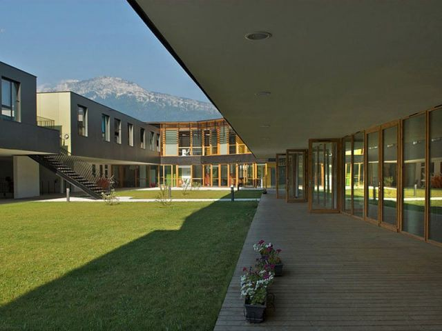 EHPAD à Grenoble