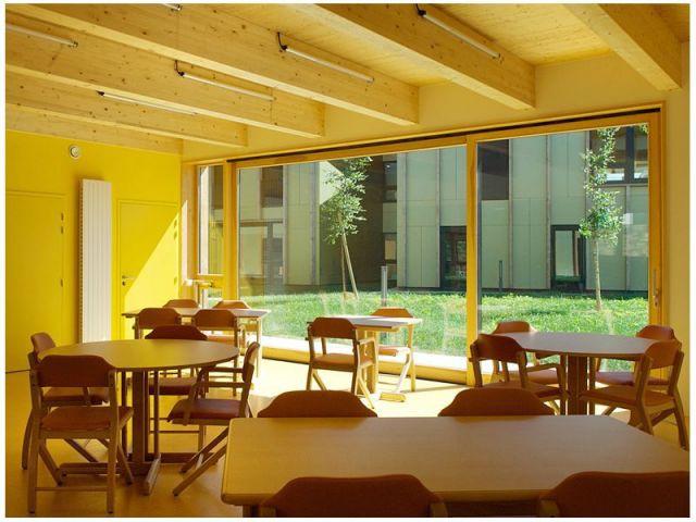 L'intérieur des salles  - EHPAD à Mervans
