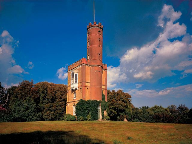 Luttrel's Tower - Royaume-Uni - hotel insolite