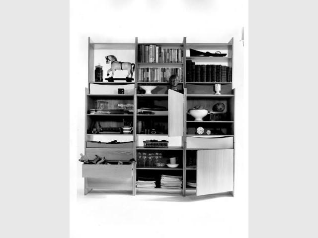 Terence Conran - Bibliothèque - Portrait Terence Conran