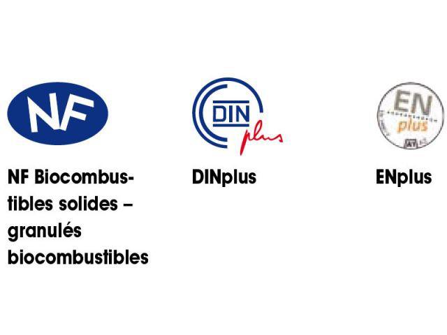 Les certifications - Propellet