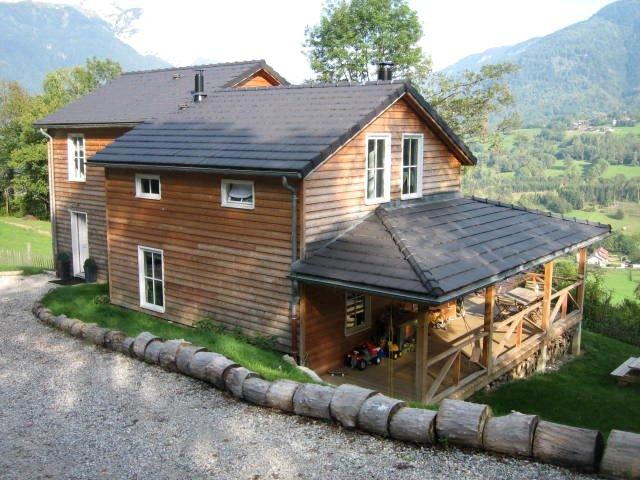 Maison bois - Ouvertures - Reportage chalet bois