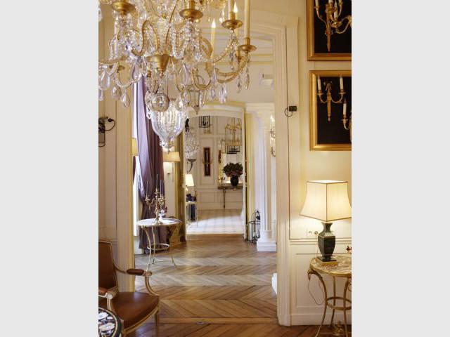 Des luminaires de luxe - Delisle