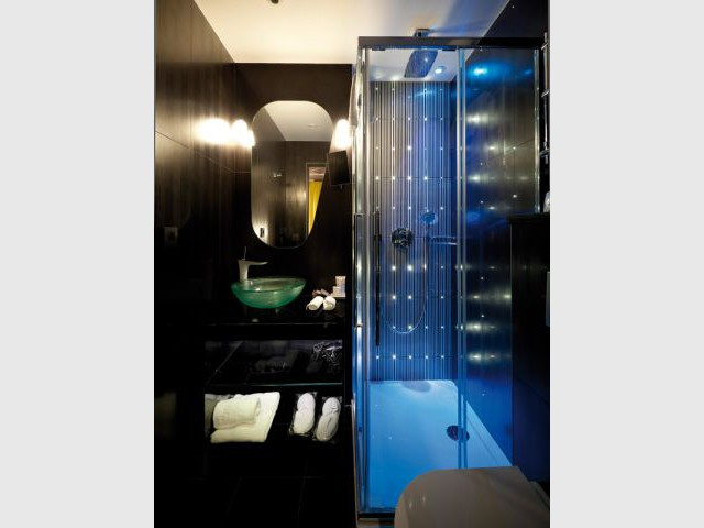 Hôtel Platine - Salle de bains - Hôtel Platine