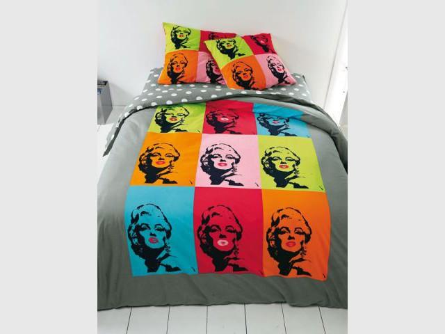 Marilyn Monroe - Linge de lit - Sélection Marilyn Monroe