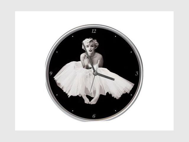 Marilyn Monroe - Horloge - Sélection Marilyn Monroe