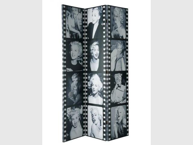 Marilyn Monroe - Paravent - Sélection Marilyn Monroe
