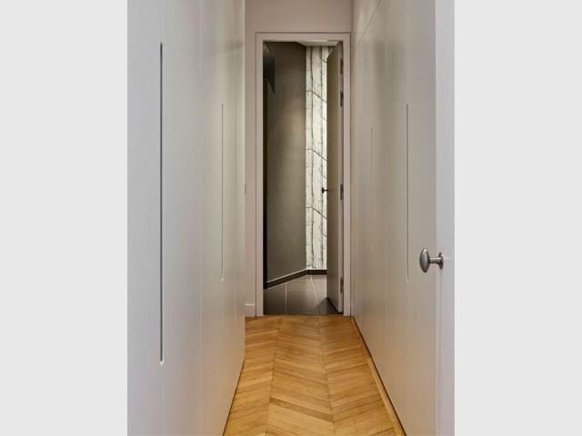 Dressing couloir - ID Associés