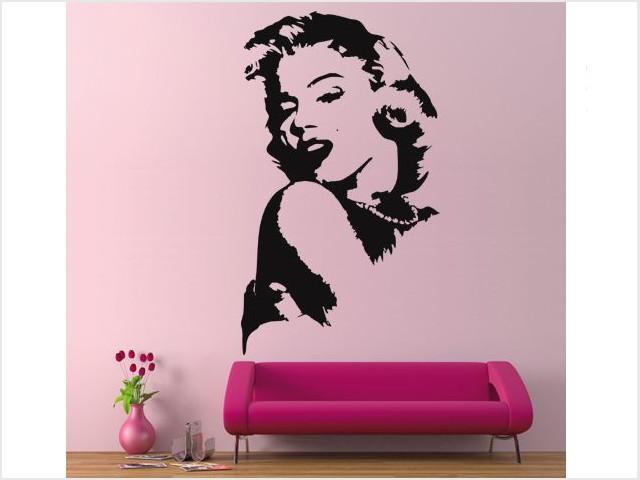 Marilyn Monroe - Stickers  - Sélection Marilyn Monroe