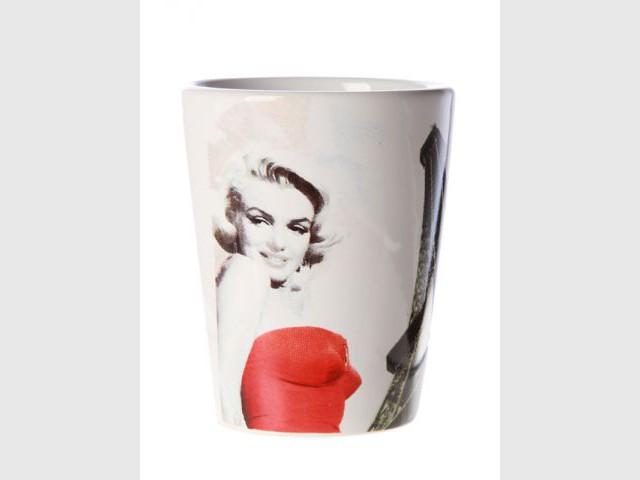 Marilyn Monroe - Bougie  - Sélection Marilyn Monroe