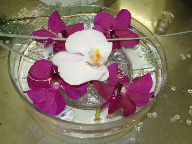 Le fleurissement 4/4 - Contenant fleuri