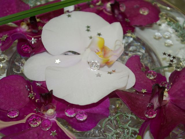Les finitions 1/2 - Contenant fleuri