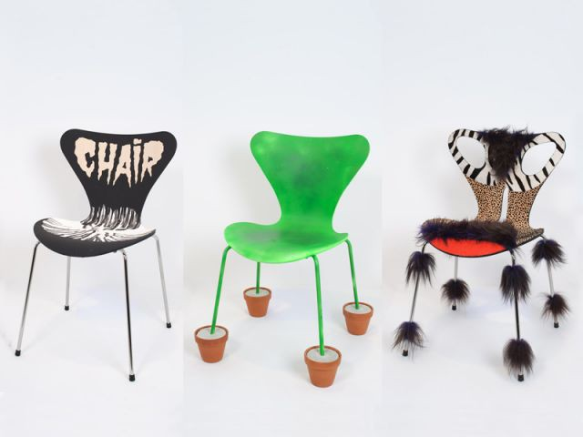 Une Chaise Mythique 30 Possibilits Artistiques