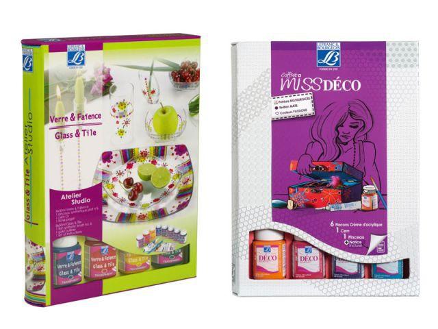 Des kits complets pour les loisirs créatifs - Coup de coeur Noël 2011