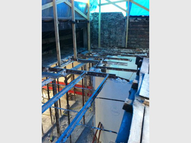 Duplex avec terrasse - Combles - Reportage duplex terrasse