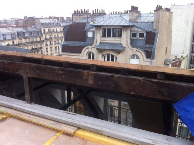 Duplex avec terrasse - Terrasse - Reportage duplex terrasse