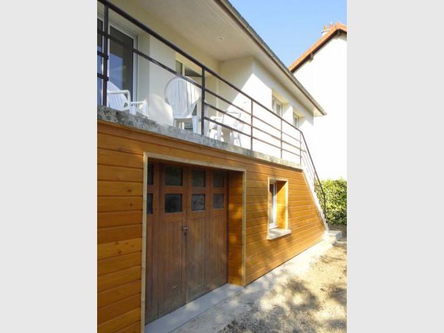 Une maison des années 60 entièrement relookée  - Rénovation extension