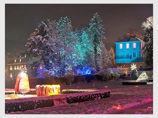 Noël au jardin - Parcours - Noël au jardin