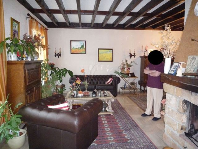 Home Staging - Salon avant - Home Staging
