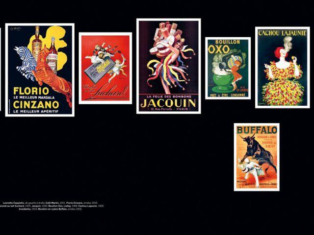 Affiches d'époque - Leonetto Capiello - Un certain goût français