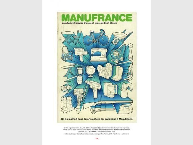 """Manufrance """"s'éclate"""" - Un certain goût français"""
