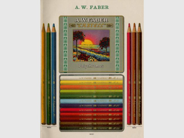 Faber-Castell - Inovi 2011