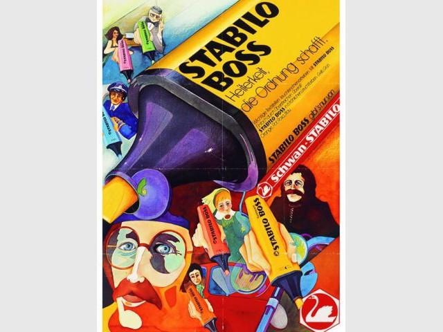 Stabilo Boss - Inovi 2011