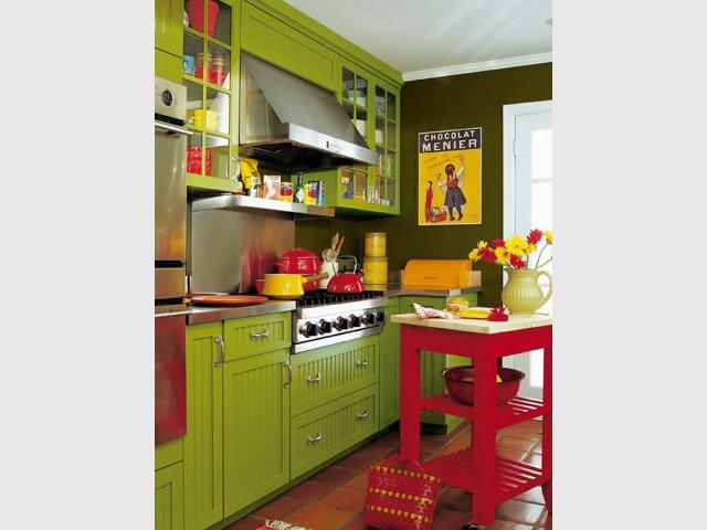 La cuisine par Astral - couleurs 2012