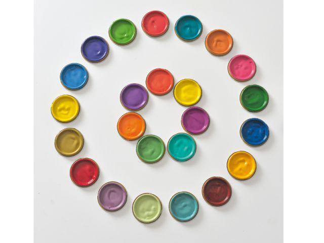 Des couleurs, en veux-tu en voilà - couleurs 2012