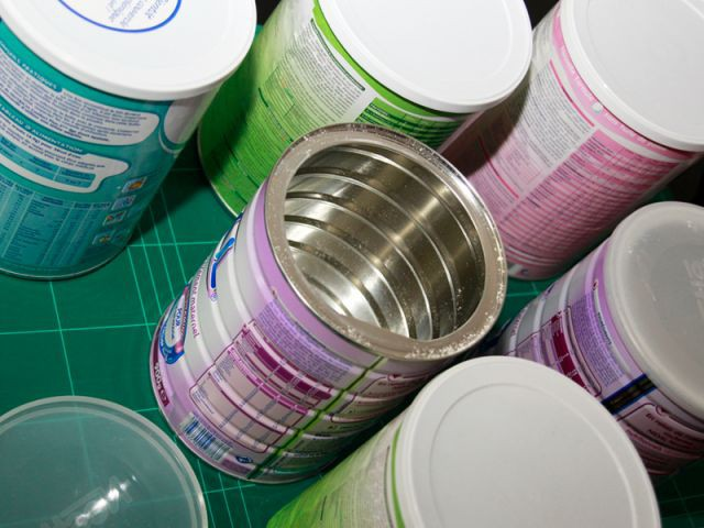 Les boîtes de conserve - Les Ateliers de Mireia