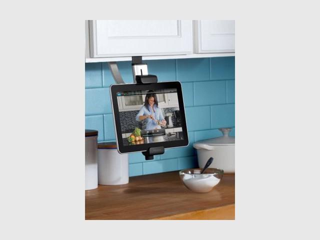 Un support design pour tablette numérique - ces 2012