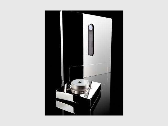 Un système audio ultra minimaliste  - ces 2012