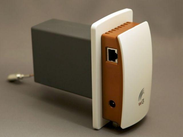 Un boîtier haut-débit intelligent - ces 2012