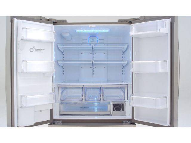 Un réfrigérateur high-tech - ces 2012