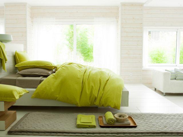 10 ambiances pour une chambre cocon. Black Bedroom Furniture Sets. Home Design Ideas
