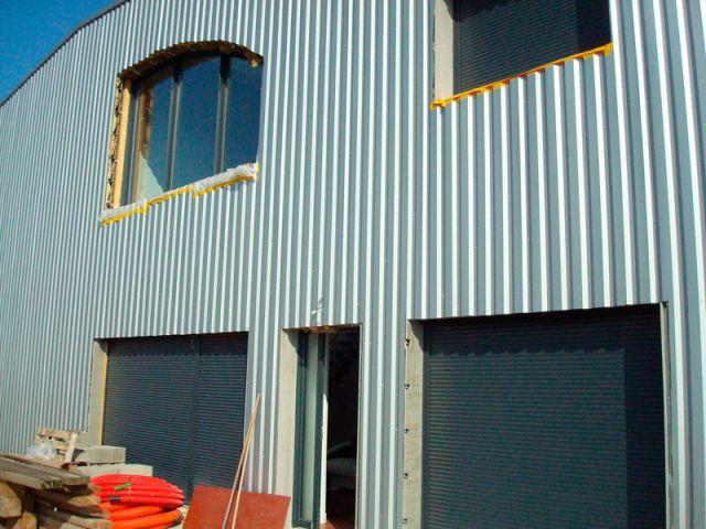 Un entrepôt transformé en loft esprit marin - loft Placo