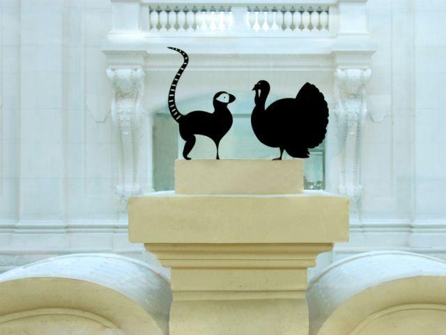 Mises en scènes animales - Constance Guisset