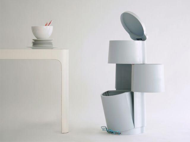 La poubelle TRI3 - Constance Guisset