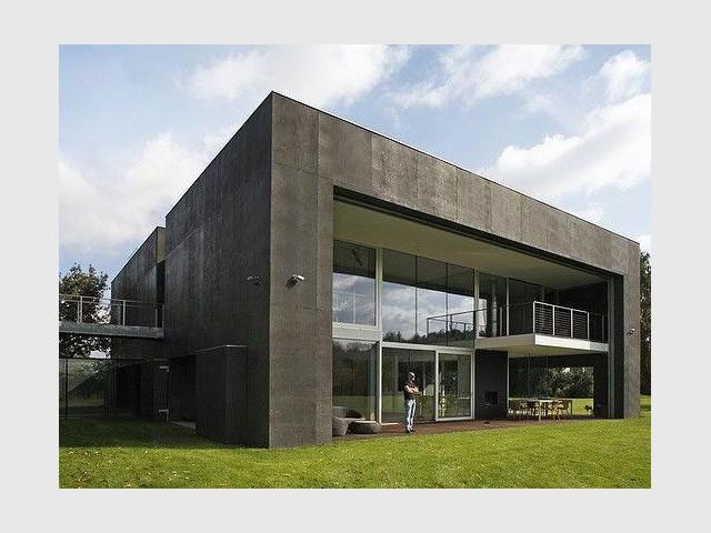 Une maison 100 s re for Construire une maison intelligente