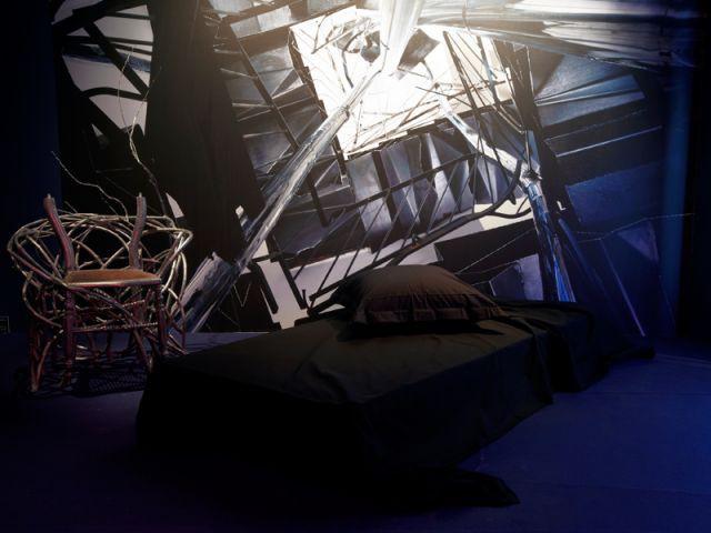 Courber et couler la matière - Maison & Objet 2012