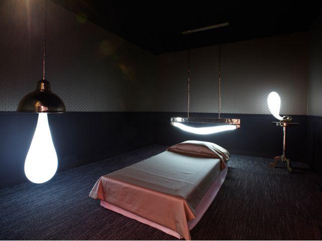 Lampes surréalistes - Maison & Objet 2012