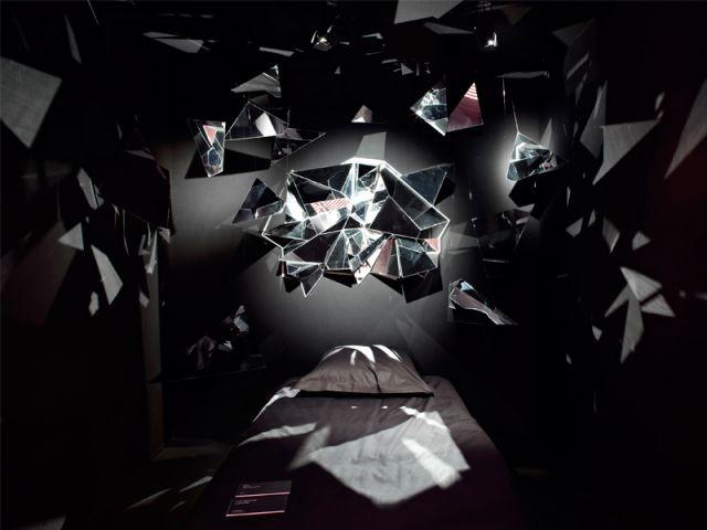 Froisser les miroirs - Maison & Objet 2012
