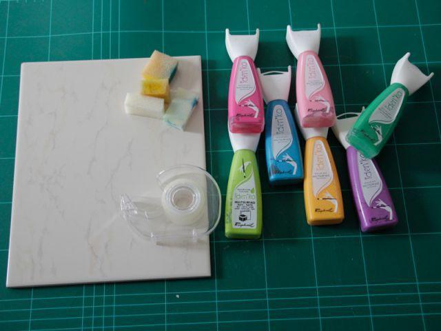 Création 2 : le matériel - Les Ateliers de Mireia