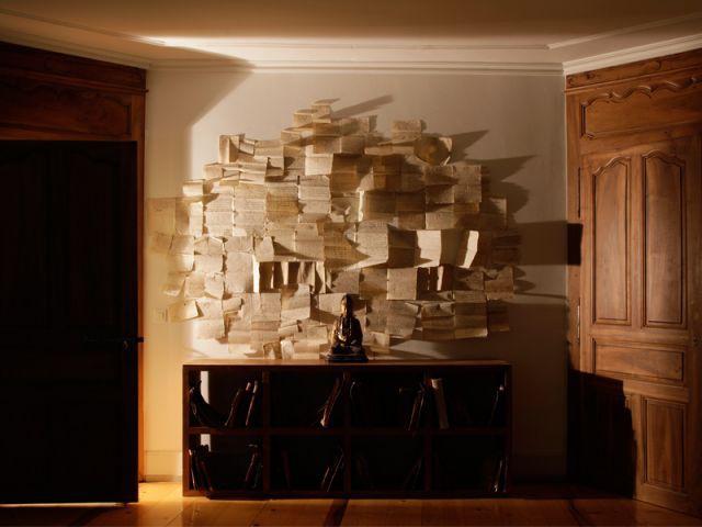 Le mur des manuscrits - Canete