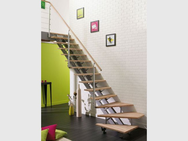 Escaliers Tour Dhorizon Des Configurations Possibles