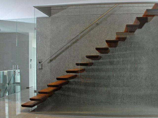 Comment rendre la présence de son escalier discrète ? - Treppenmeister