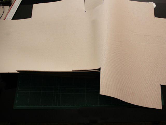 Fixer un côté 1/2 - Les Ateliers de Mireia