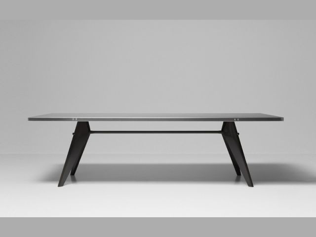 Table S.A.M. Tropique 1950 - Prouvé RAW - Vitra