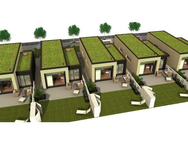Côté jardin - mini home